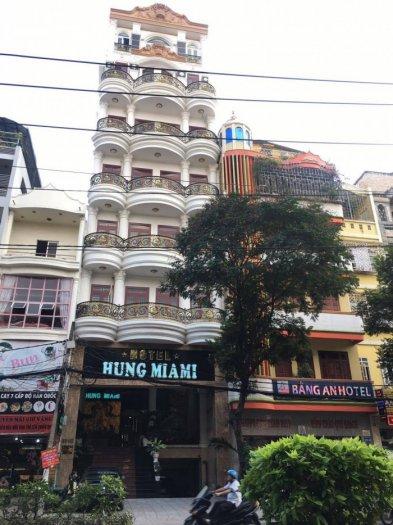 Bán khách sạn mới MT Bàu Cát Đôi, P14, TBinh - 36 tỉ