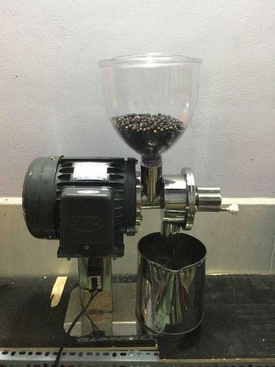 Máy xay cà phê - máy thực phẩm xanh0