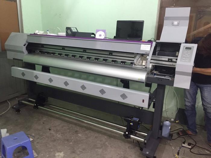 Máy in phun Taimes A180 | Giá: 140.000.000 | Mô tả: Model: Taimes A180. Đầu phun: Epson đời thứ 5. Khổ in: 1800mm. Tốc độ in phác thảo: 18m2/h. Tốc độ in sản xuất: 15m2/h,. Tốc độ chất lượng: 10m2/h. Loại vật liệu : Glossy giấy ảnh, PP giấy, keo dán, backlit film, vải, vv. Các loại mực in: mực nước , mực dung môi, thuốc nhuộm-thăng hoa mực.Phần mềm RIP: Main Top 5.3. Độ cao đầu phun: 1-3mm.