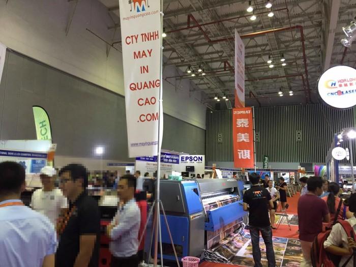 Hãy sử dụng máy in quảng cáo của MayInQuangCao.com để có được những sản phẩ...