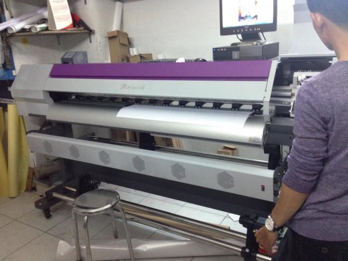 Máy in phun Taimes A160 | Giá: 130.000.000 | Mô tả: Model: Taimes A160. Đầu phun: Epson đ�...