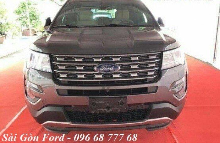 [1] Ford Explorer giá rẻ tại Bình Phước, cho vay lãi suất thấp, tặng full phụ kiện
