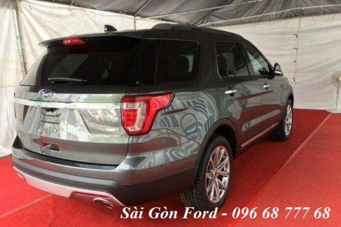 [2] Ford Explorer giá rẻ tại Bình Phước, cho vay lãi suất thấp, tặng full phụ kiện