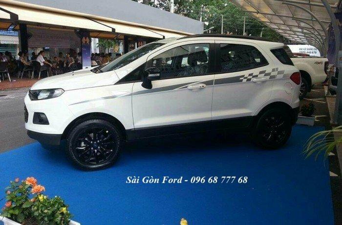 Ford Ecosport Titanium 1.5L AT giá rẻ tại Long An, Tặng Full phụ kiện, cho vay lãi suất thấp, giao xe nhanh
