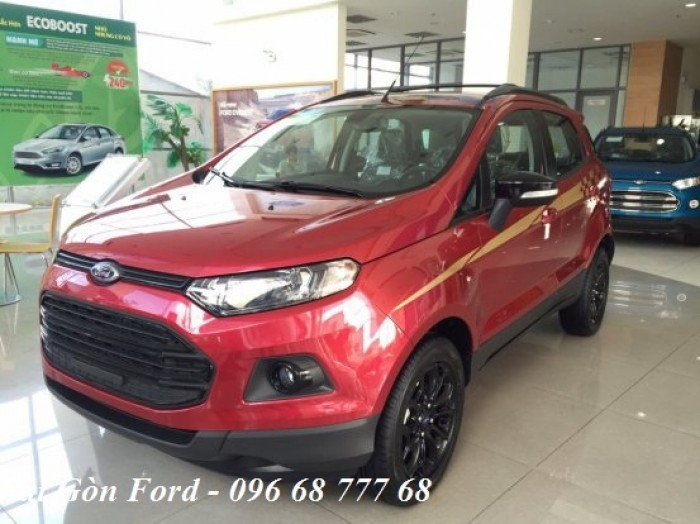Ford Ecosport Ambientient 1.5L MT giá rẻ tại Bình Thuận, Hỗ trợ vay nhanh lãi suất thấp, giao xe nhanh, khuyến mãi phụ kiện xe