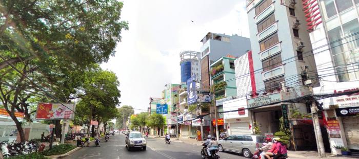 Bán Nhà MT Nguyễn Thị Minh Khai, Ngay góc ngã tư CMT8 - NTMK