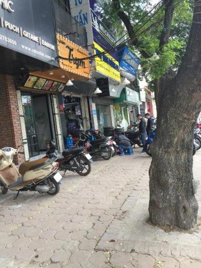 Bán nhà mặt phố Nguyễn Thái Học, Ba Đình, dt rộng, mt đẹp, vỉa hè rộng