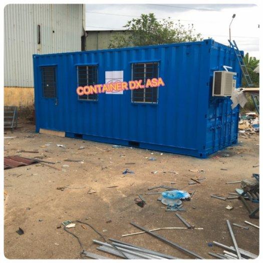 Container giá rẻ cho thuê