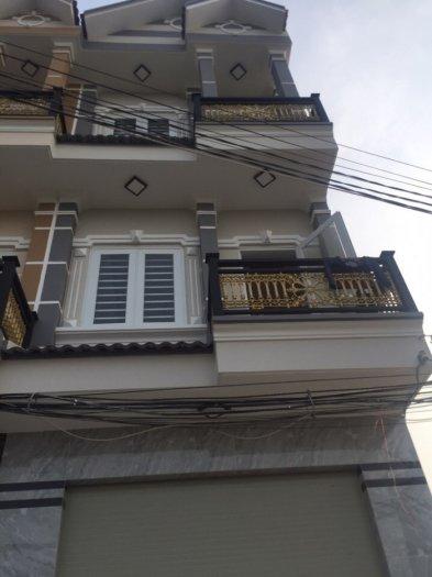 Bán nhà phố Huỳnh Tấn Phát,Phú Thuận, Quận 7, DT4x15m, 1 trệt 2 lầu