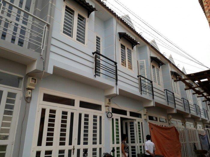Nhà giá rẻ Phường Thạnh Xuân quận 12. DT 3x10m, 1 lầu giá chỉ 580 tr/ căn