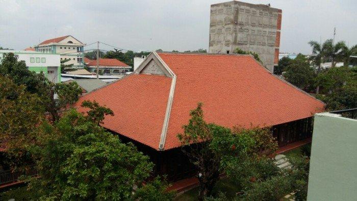 Nhà mặt phố xã long thới đường Nguyễn Hữu Thọ,3 tấm