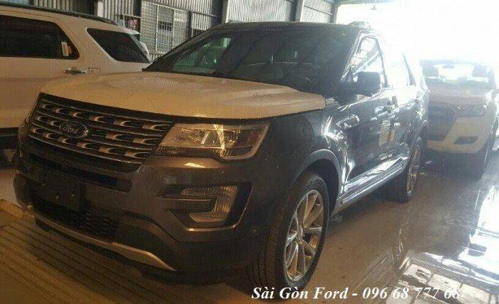 [1] Ford Explorer giá rẻ tại Vĩnh Long, chỉ cần trả trước 436 triệu, tặng Full phụ kiện, giao xe nhanh