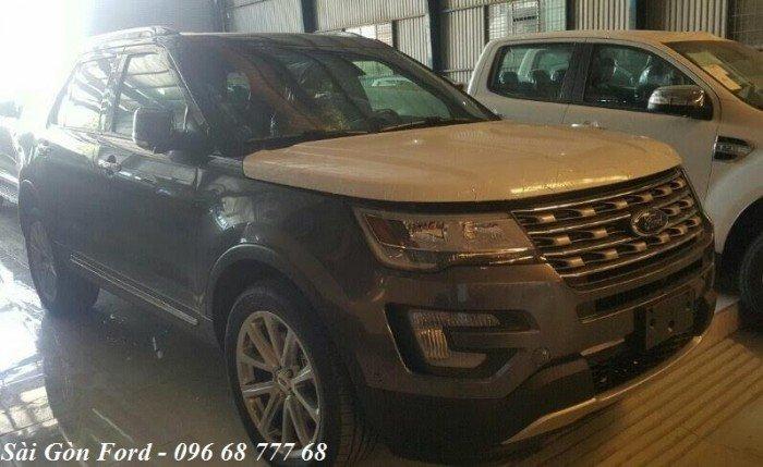 [3] Ford Explorer giá rẻ tại Vĩnh Long, chỉ cần trả trước 436 triệu, tặng Full phụ kiện, giao xe nhanh
