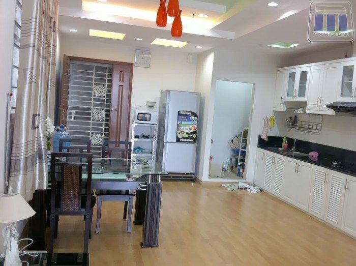 Cần bán căn hộ chung cư Khánh Hội 3 - Q.4, dt 81m,  giá 2.75 tỷ,