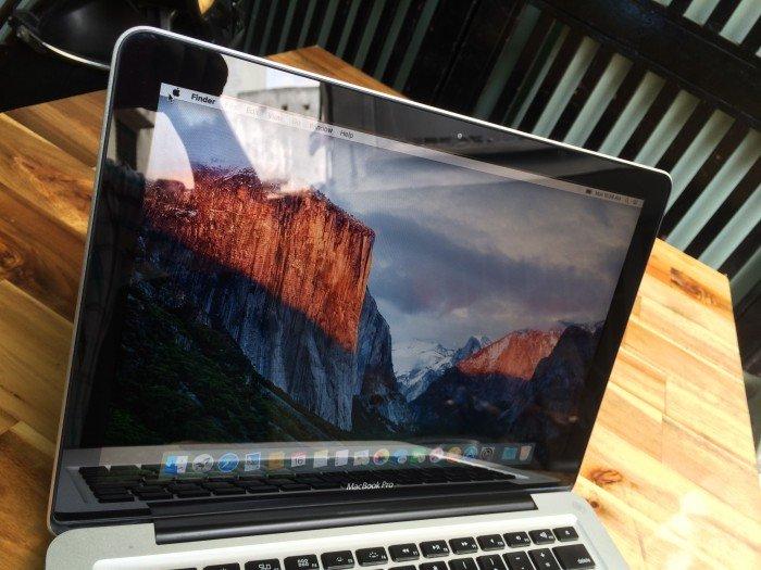 Macbook pro MD101 ( đời 2012 ), i5 2,5G, 4G, 500G, 99%, zin100%, giá rẻ0