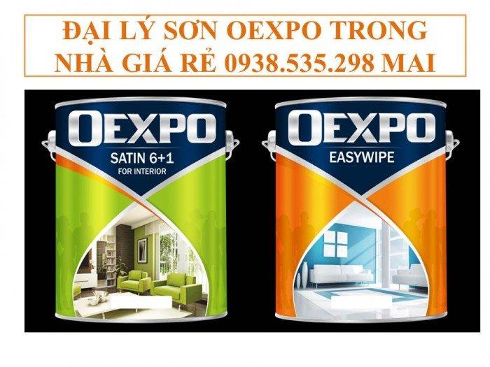 Nhà máy sơn giá rẻ quận 6 đại lý chuyên cung cấp sơn oexpo giá sỷ0