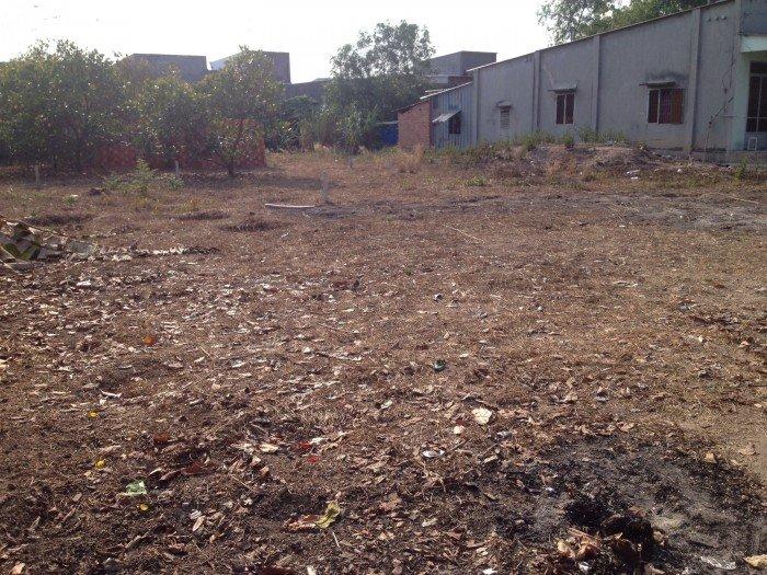 Bán lô đất mặt tiền, xã Tân Nhựt, Bình Chánh, DT: 200m2, giá 1 tỷ, sổ hồng chính chủ