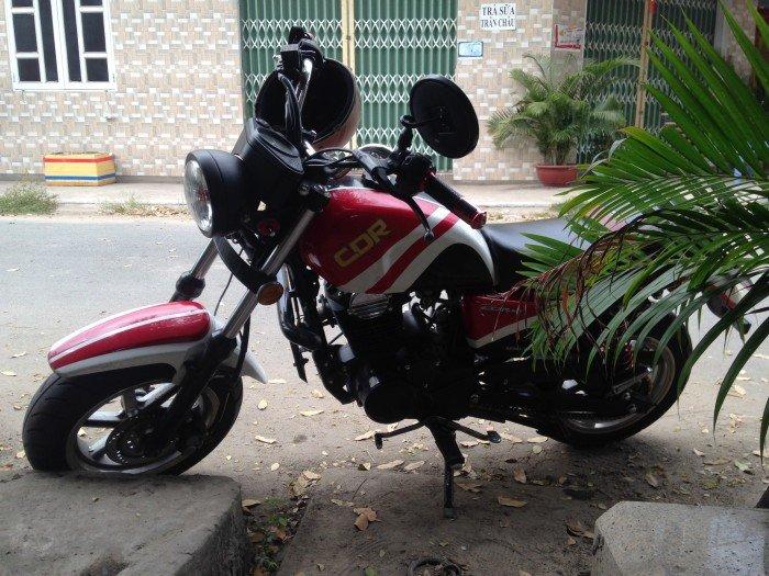 Cần bán xe cdr125 đã qua sử dụng, màu đỏ đen