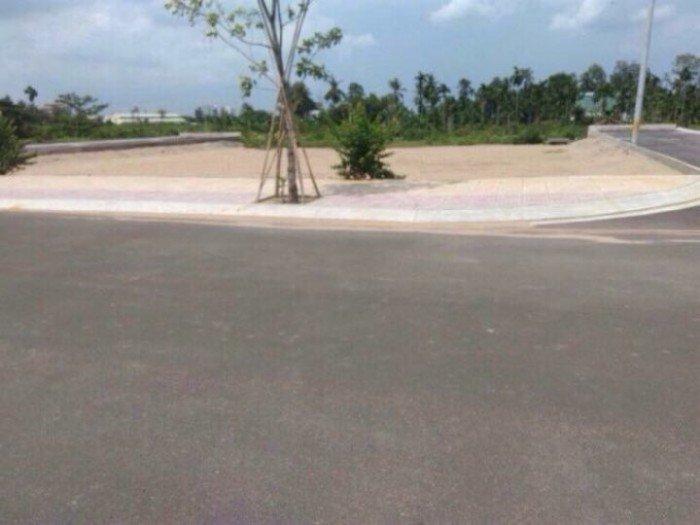 Đất nền dự án An Phú Đông Riverside Quận 12 sổ đỏ tầng nền