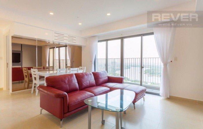 Chủ nhà cần cho Thuê Gấp Căn Hộ Masteri Thảo Điền 3 phòng ngủ, nội thất đẹp