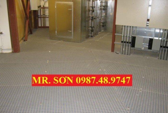 tấm sàn lưới sợi thủy tinh2