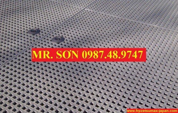tấm sàn lưới sợi thủy tinh4