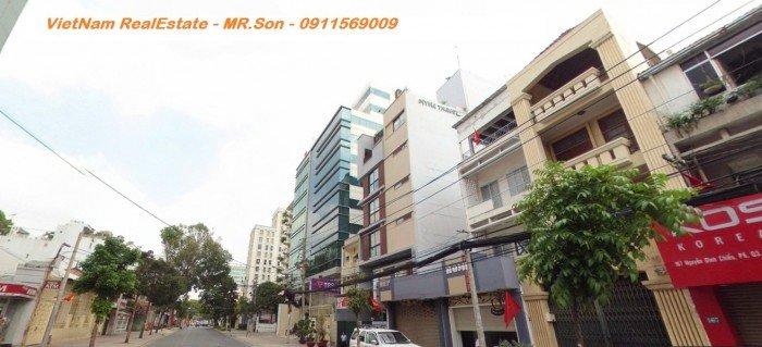 Bán Nhà Mặt tiền Lê Văn Sỹ, P. 11, Q. Phú Nhuận (159 triệu/m2)