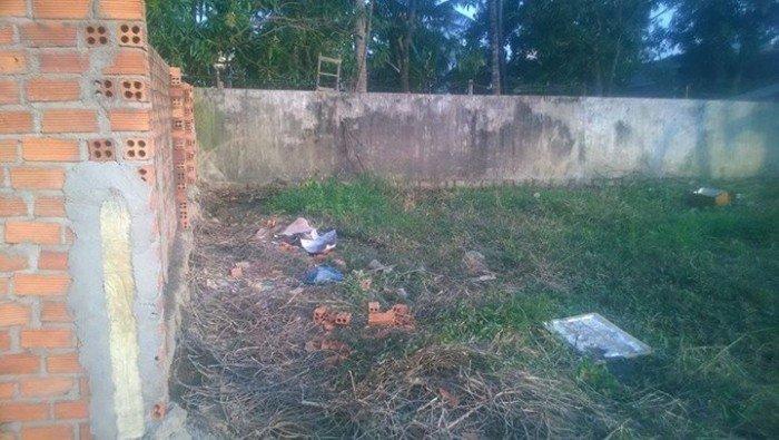 Bán đất bên hông Nhà Hàng Đập Nước, Cầu Dứa,Nha Trang dt 287,9m2