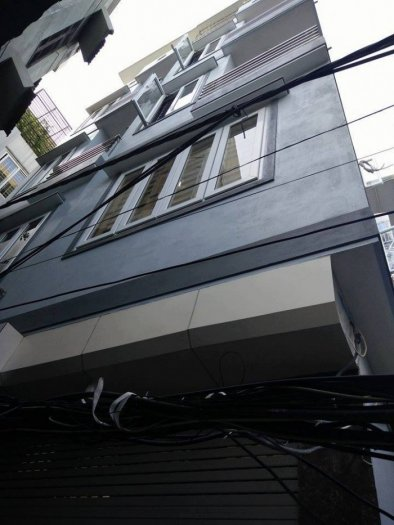 Bán gấp nhà đẹp Hoàng Văn Thái, 42m, ô tô đỗ cửa, giá 3.85 tỷ.