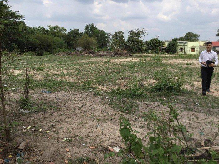Bán đất  Tân Vĩnh Hiệp Mộc Xum - Đối diện chợ Đông Giang giá 3.2tr/m2