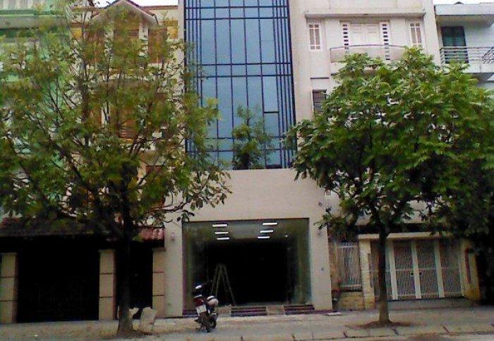 Bán nhà phố Trần Đăng Ninh, Cầu Giấy: 70 m2, 6 tầng, mặt tiền 5.4 m.