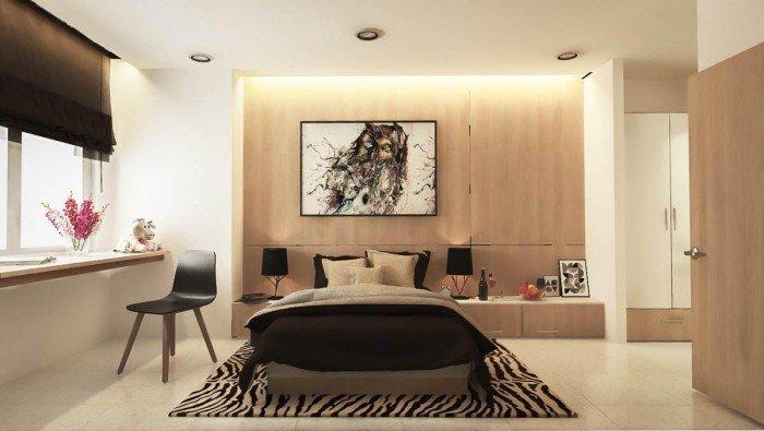 Cần bán căn hộ Icon 56, tầng cao, full nội thất