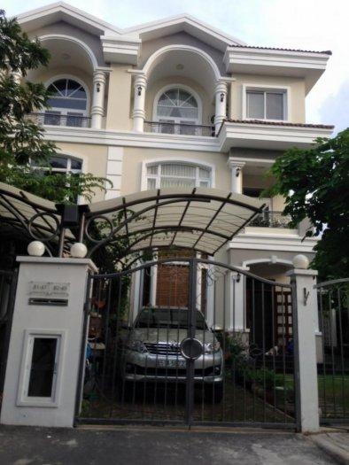 Cần cho thuê biệt thự Hưng Thái Phú Mỹ Hưng Q7
