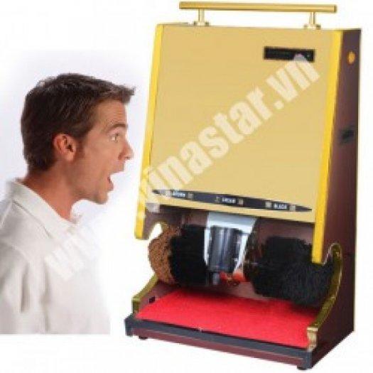 Máy đánh giầy tự động, máy đánh giầy văn phòng SHN-G1 giá rẻ0
