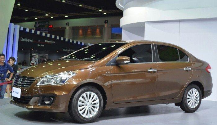 Suzuki Ciaz sản xuất năm 2017 Số tự động Động cơ Xăng