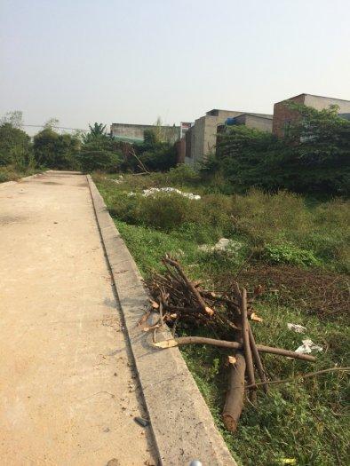 Bán đất OĐT bao Xây Dựng tại đường Võ Văn Vân 60m2 MT đường bê tông 6m