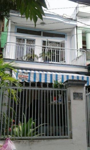 Bán nhà quận 7,Huỳnh Tấn Phát,Phú Thuận, DT4x30m, 1 trệt 1 lầu,5 phòng ngủ. Giá 2,45 tỷ