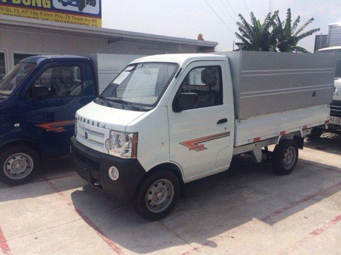 Xe tải Dongben 870kg| Giá xe tải dongben 870kg - Thùng lửng