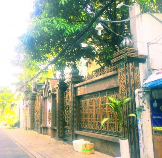 Bán nhà diện tích biệt thự 8,3x20,6m khu biệt thự Cư Xá Tự Do, phường 7, quận Tân Bình