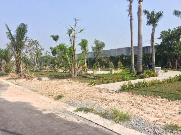 Cơ hội sở hữu đất bd định cư ngay chợ, siêu thị, bênh viện chỉ với 445 tr.