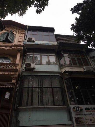 Bán gấp nhà 4 tầng mặt phố Trần Phú Dt38m2 Mt3,44m giá 22,5 tỷ