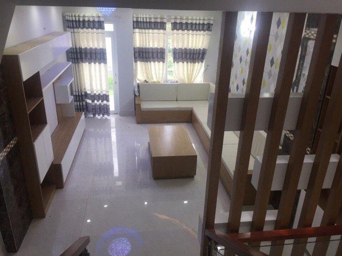 Bán gấp nhà phố thiết kế hiện đại,Phạm Hữu Lầu,Quận 7, DT4x16m, 1 trệt 2 lầu