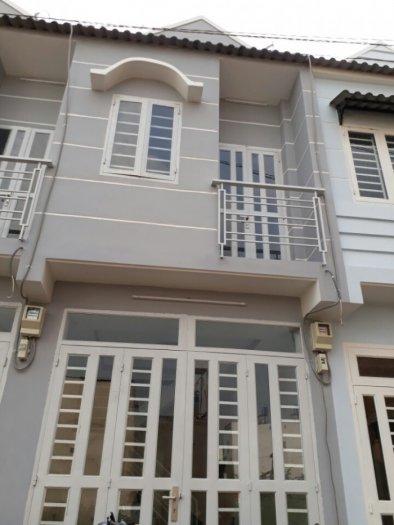 Nhà phố giá rẻ Tô Ngọc Vân, Phường Thạnh Xuân quận 12. DT 3x13m giá từ 580tr/căn