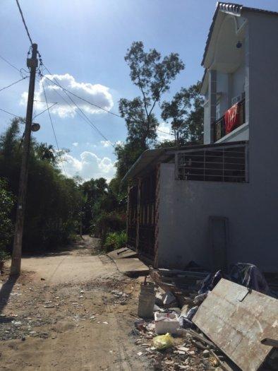 Bán nền đất thổ cư mặt tiền đường 19, phường Long Thạnh Mỹ,  236m2