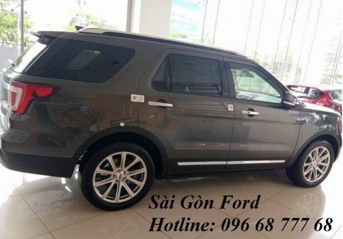 Mua Ford Explorer giá rẻ tại Tiền Giang, trả góp lãi suất thấp, giao xe nhanh 2