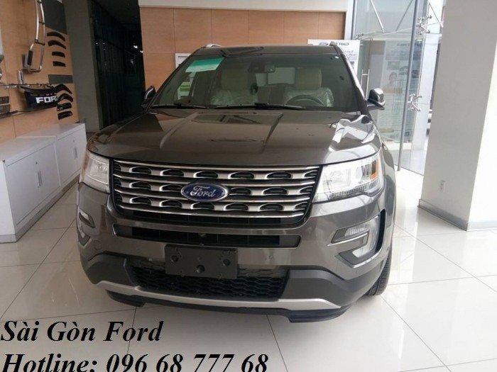 Mua Ford Explorer giá rẻ tại Tiền Giang, trả góp lãi suất thấp, giao xe nhanh 3