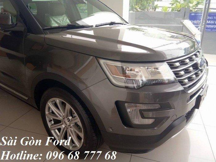 Mua Ford Explorer giá rẻ tại Tiền Giang, trả góp lãi suất thấp, giao xe nhanh 5