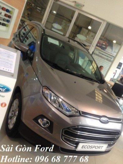 Mua Ford Ecosport giá rẻ tại Tiền Giang, vay lãi suất thấp, giao xe nhanh