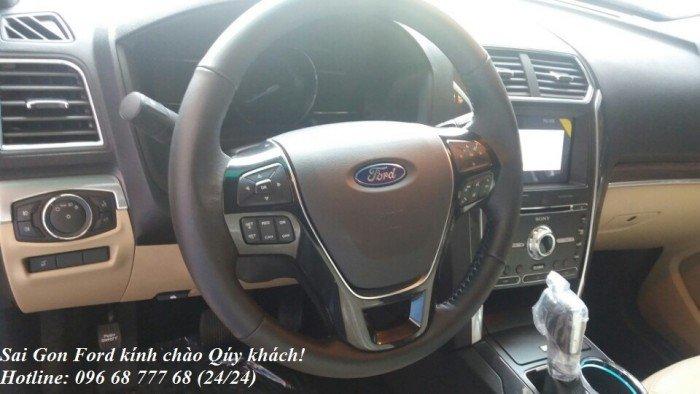 Có nên mua Ford Explorer 2017?