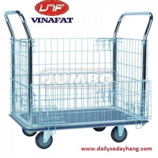 - Kích thước sản phẩm : Dài 820 x Rộng 485 x Cao 1000 mm - Chiều cao của lưới bảo vệ : 625mm  ( có thể tháo mở nhiều tầng ) - Kích thước mặt sàn : Dài 710 x Rộng 450mm - Tải trọng : 170kg -220kg (Max)5